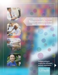 UF Health Neuromedicine 2015 Progress Report