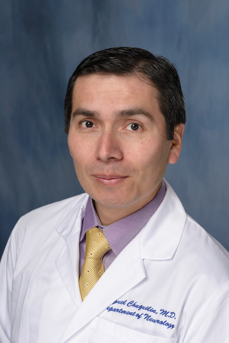 miguel chuquilin md department of neurology college of miguel chuquilin