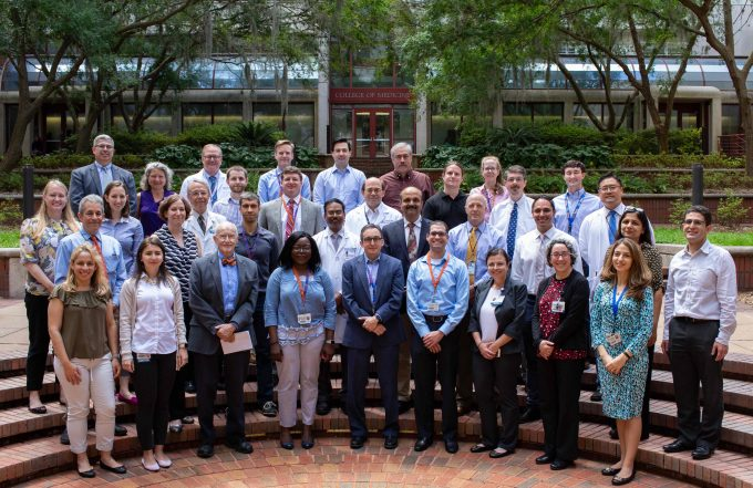 2018 Department of Neurology Faculty Photo